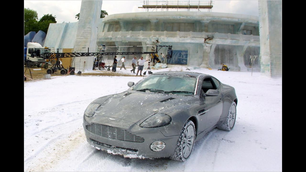 Stirb an einem anderen Tag (2002): Aston Martin Vanquish