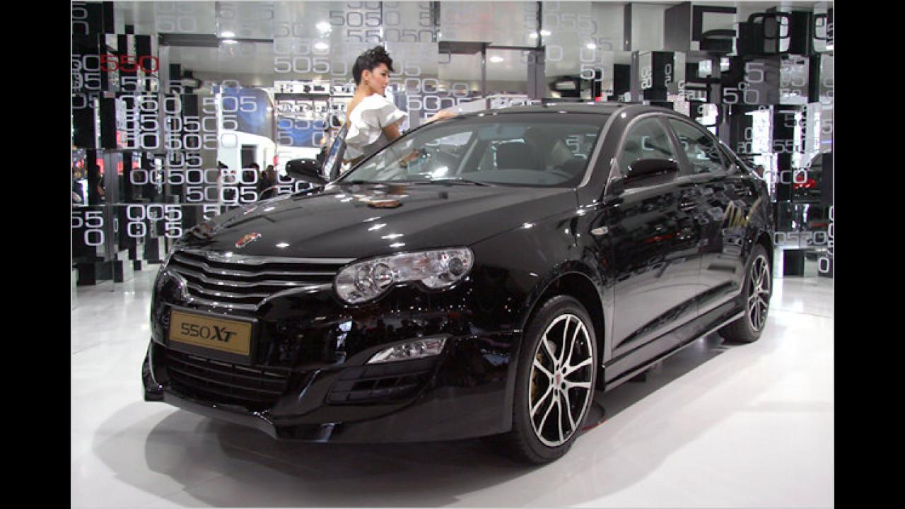 Roewe 550 XT