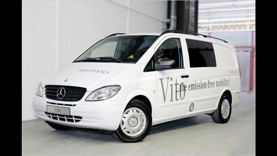 Elektro-Vito in Stuttgart