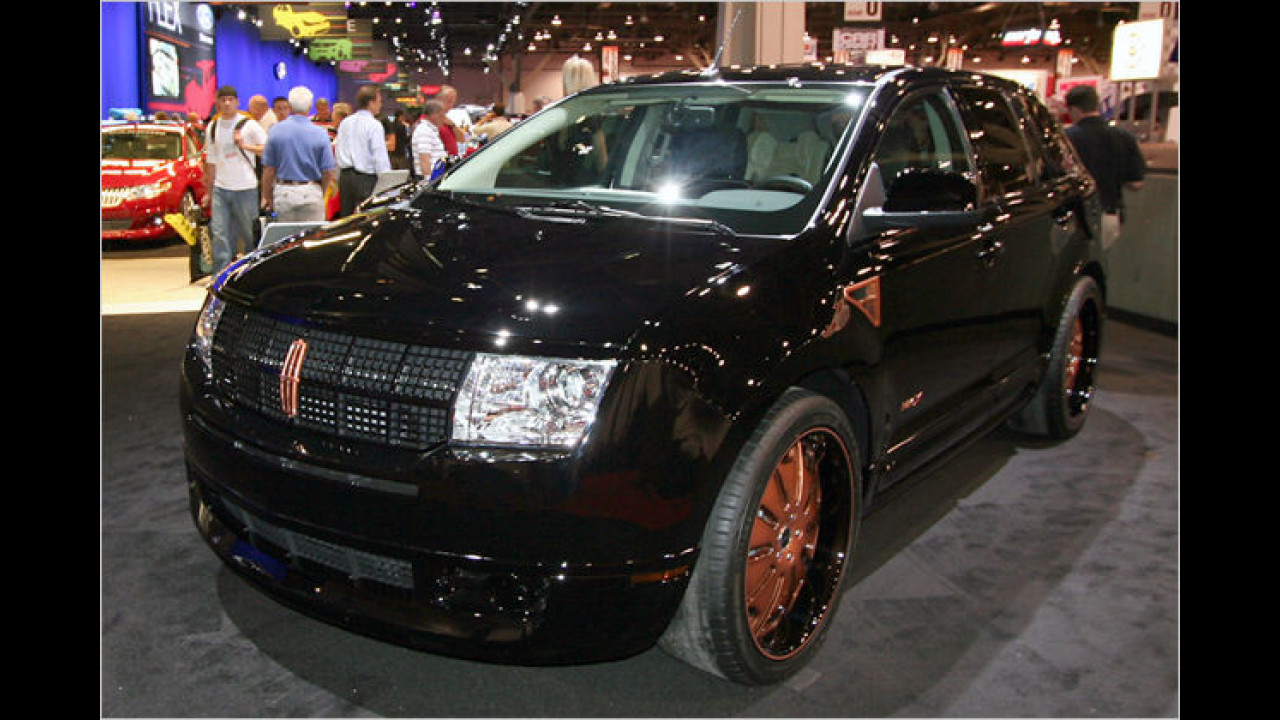Lincoln MKX by Street Concepts