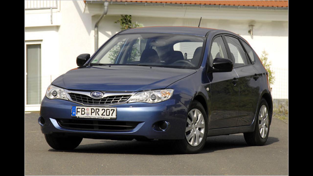 Subaru Impreza 1.5RF ecomatic Active
