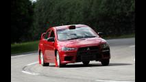 Mitsubishi Lancer EVO X WRC