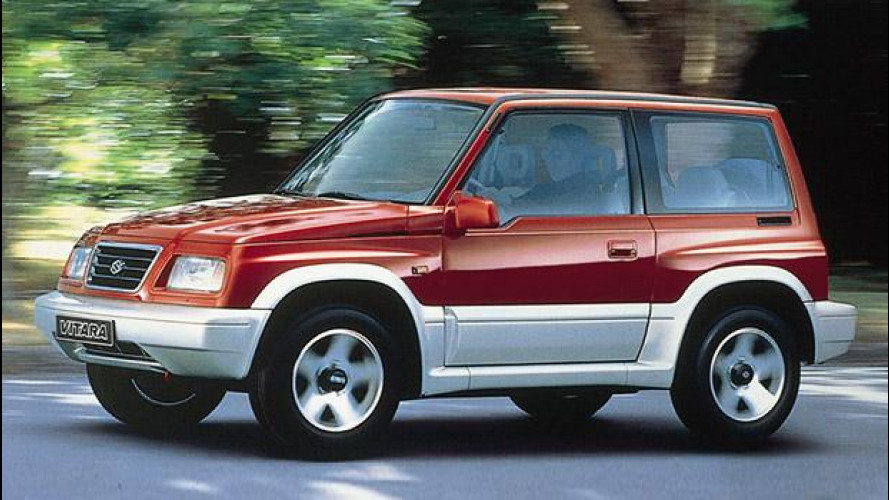 Suzuki Vitara, più SUV per tutti