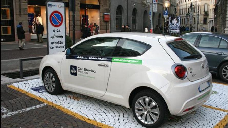 Dalle auto alle moto: il futuro della mobilità è in sharing?