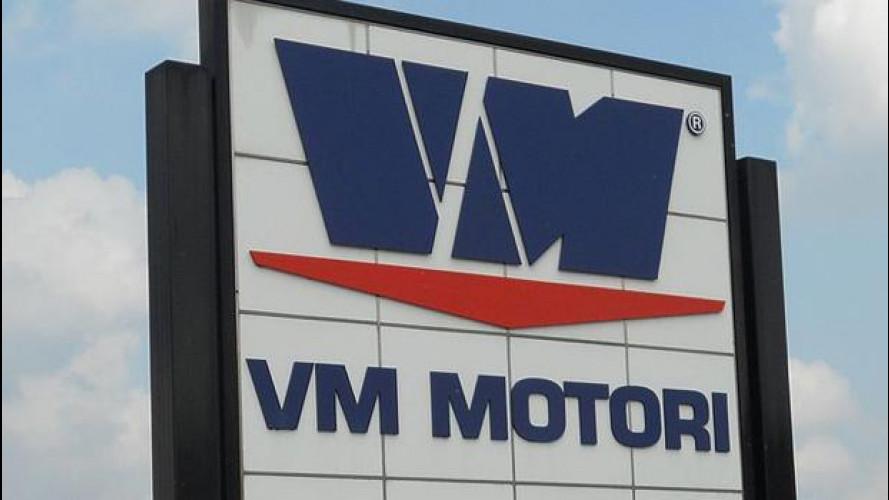 VM Motori, nessun danno dopo il sisma