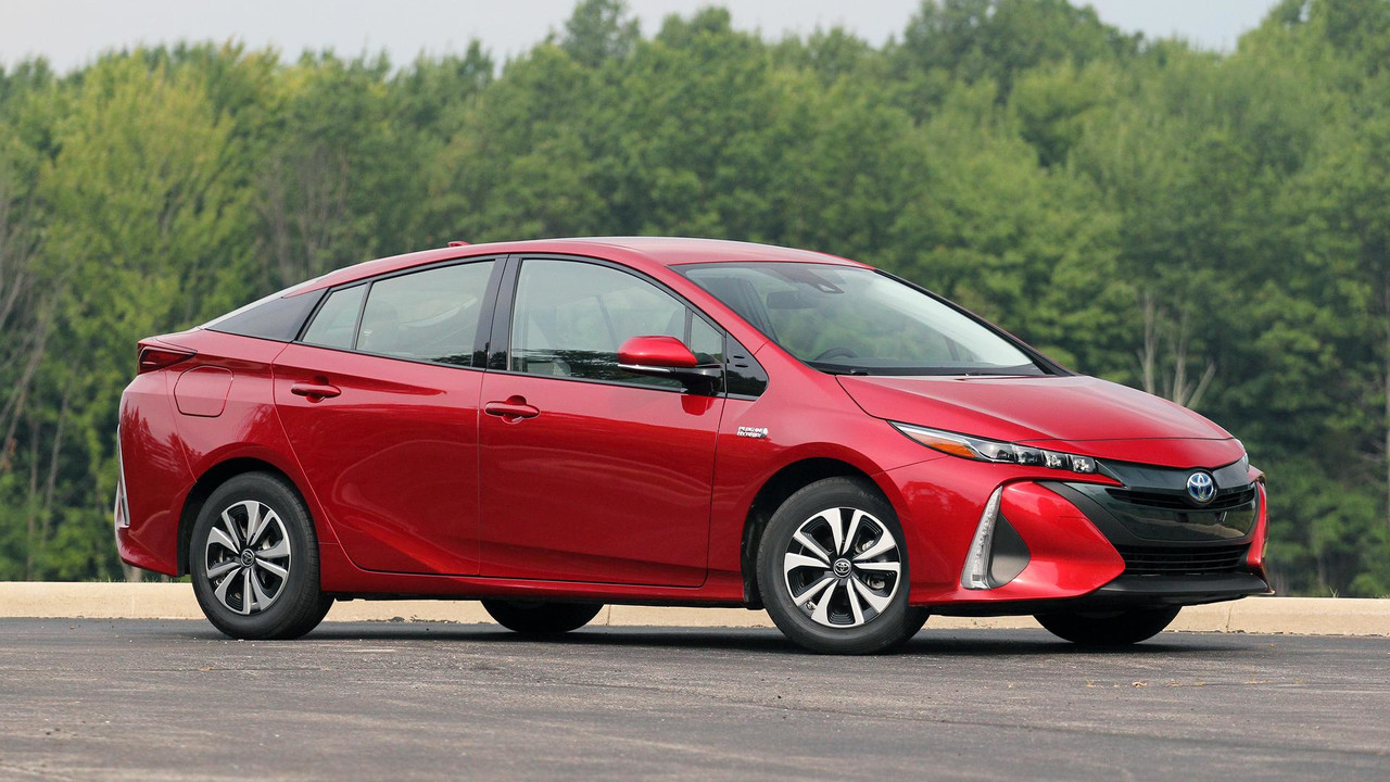 2017 Toyota Prius Prime Review The Argument Against Cord