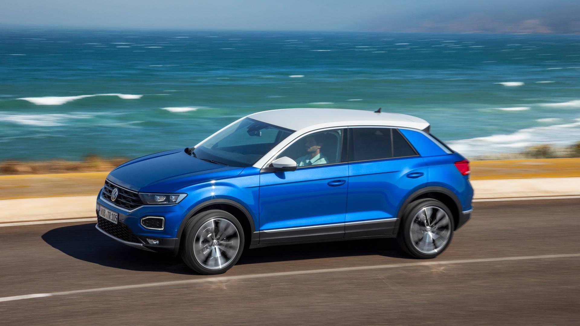 Volkswagen T Roc News And Reviews Motor1 Com Uk
