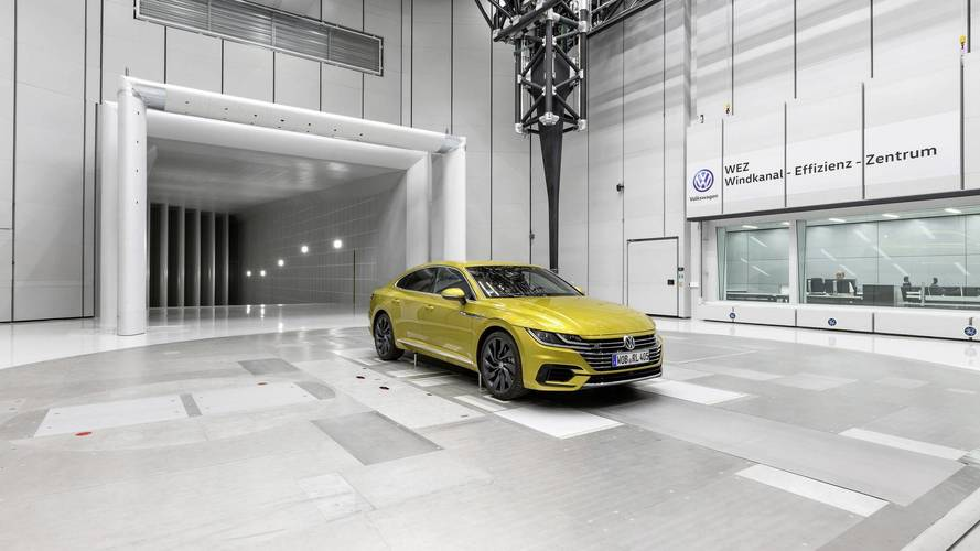 Akár 250-nel is süvíthet a szél a VW új szélcsatornájában