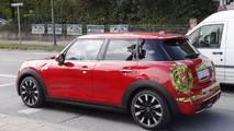 MINI Cooper S 2018 fotos espía