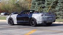 2019 Chevrolet Camaro ailesi casus fotoğrafları