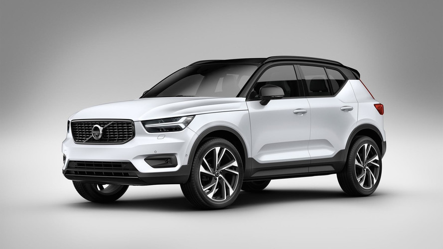 Most Expensive Volvo XC40 Costs $45,935