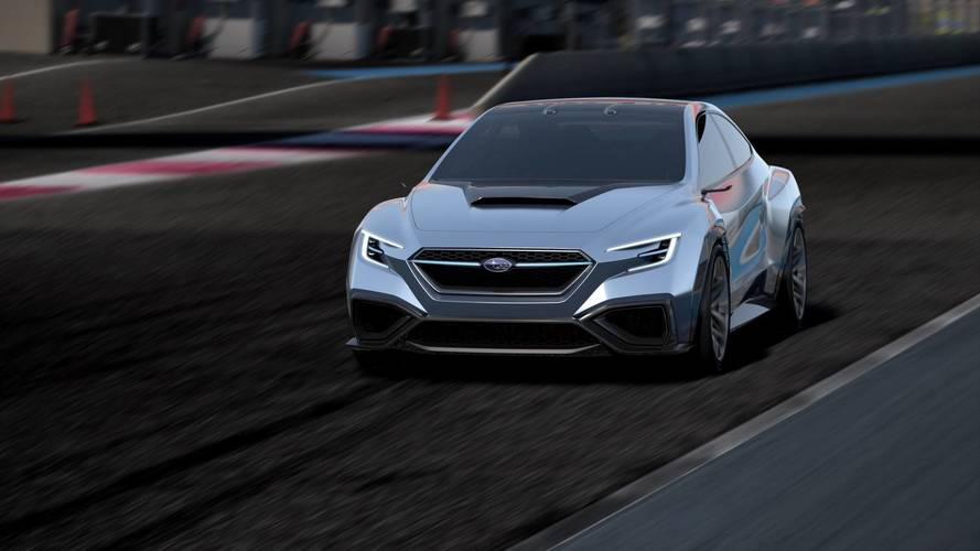 Subaru WRX To Keep The Manual Gearbox Alive For Next Generation