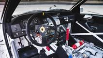 Ken Block's 1991 Ford Escort Cosworth Rally Car