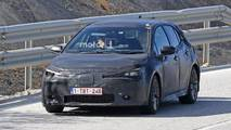 Yeni nesil Toyota Auris casus fotoğrafları