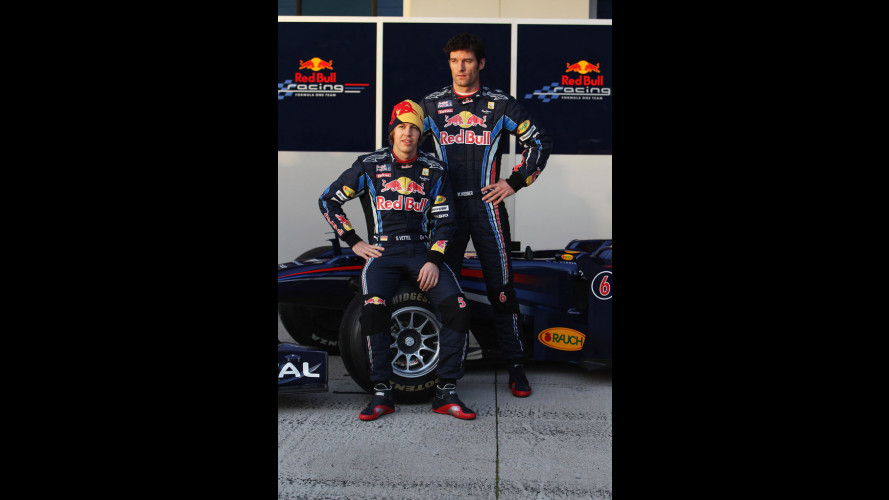 F1: Red Bull RB6-Renault