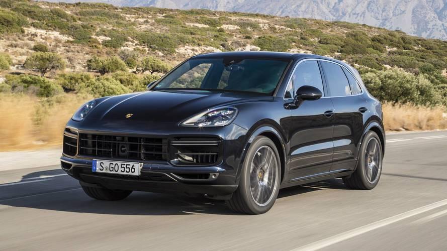 Porsche, 60.000 aracı geri çağırıyor