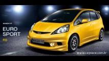 Conheça a versão tuning do Novo Honda FIT 2008 RS by Mugen