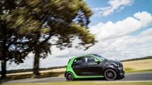 smart forfour electric drive 2017