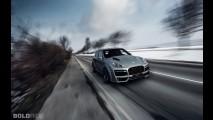 TechArt Porsche Cayenne Turbo Magnum
