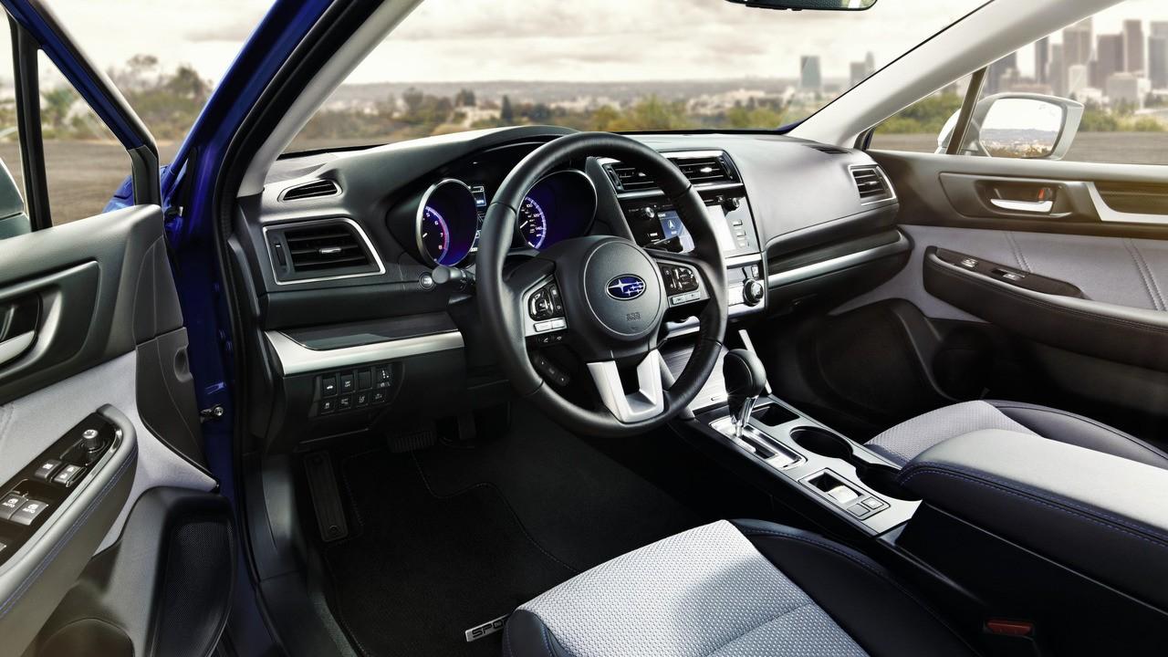 Subaru 2017 Legacy Sport'u Tanıttı