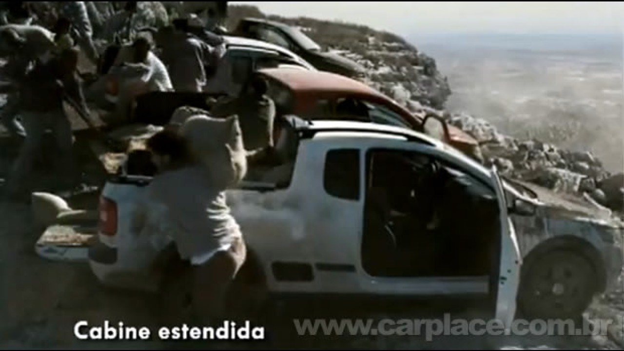 VÍDEO: Veja o primeiro comercial da Nova Saveiro 2010