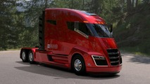 Nikola One semi-truck