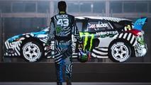 La recontre entre Ken Block et la Ford Focus RS RX