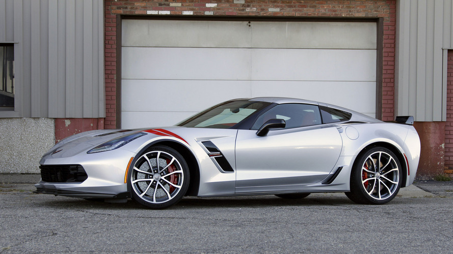 İnceleme: 2017 Chevy Corvette Grand Sport