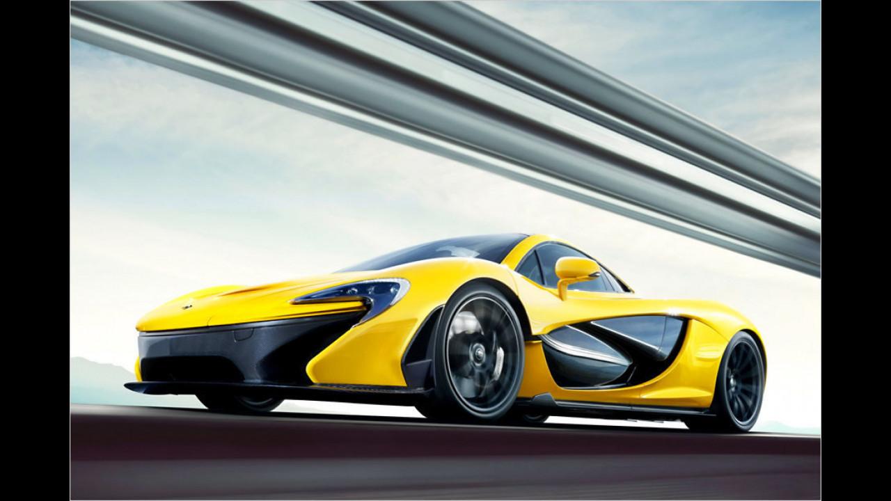 3. McLaren P1