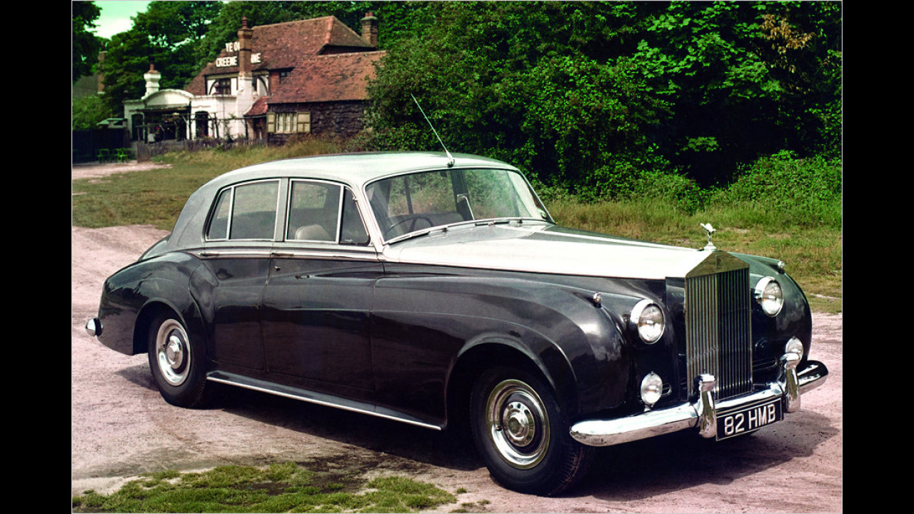 1962er Rolls-Royce Silver Cloud II (Im Angesicht des Todes, 1985)