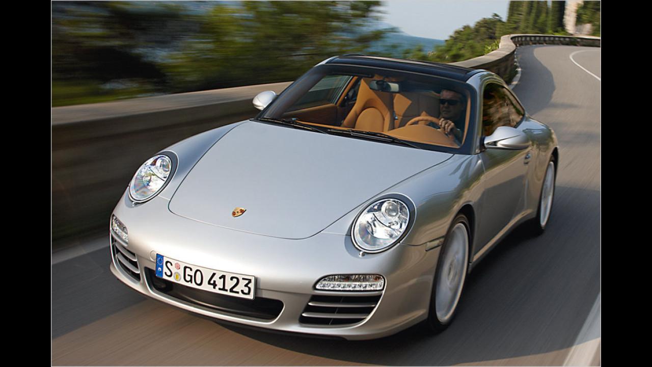 Top: Porsche 911