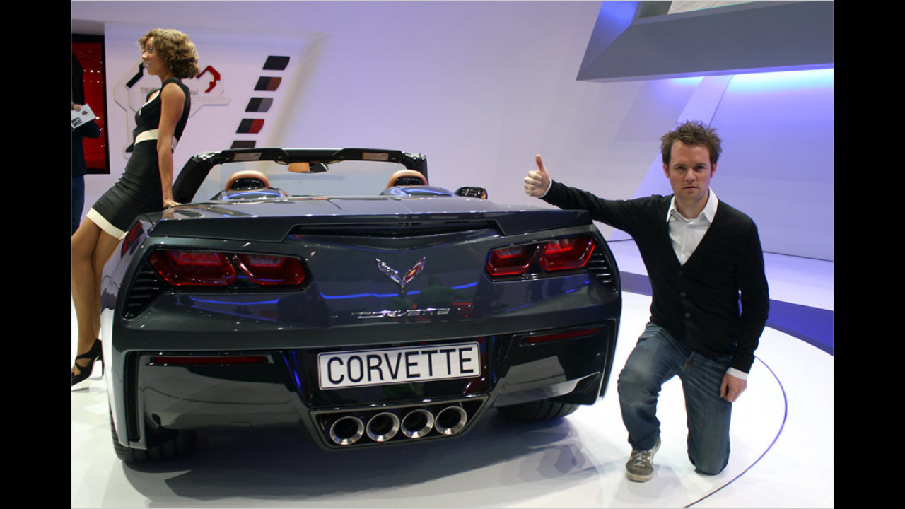Chevrolet Corvette Stingray Cabriolet