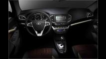 Lada Vesta: Ungewohnt schick