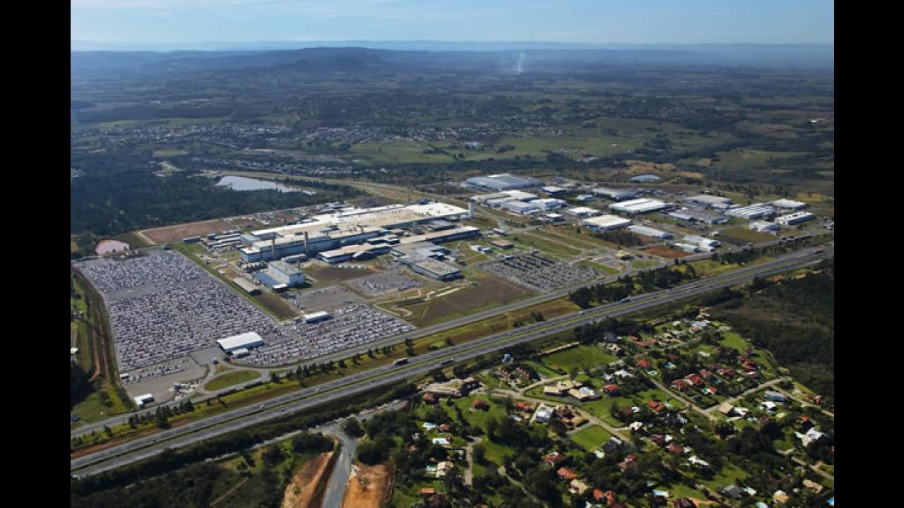 Fábrica da GM em Gravataí chega a 2,5 milhões de carros produzidos