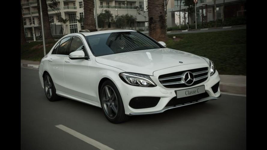 Classe C sofre aumento de preço e agora parte de R$ 142,9 mil