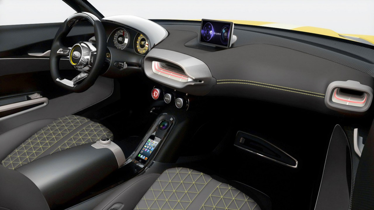 Fotos: Kia CUB Concept antecipa futuro compacto esportivo