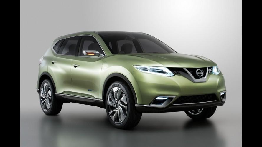 Nissan apresentará nova geração do Qashqai em novembro