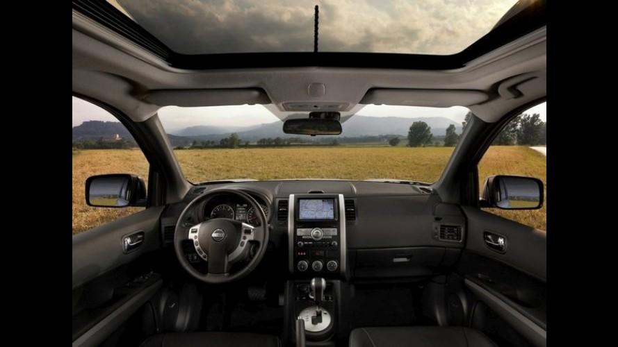 Nissan X-Trail recebe atualização na Argentina