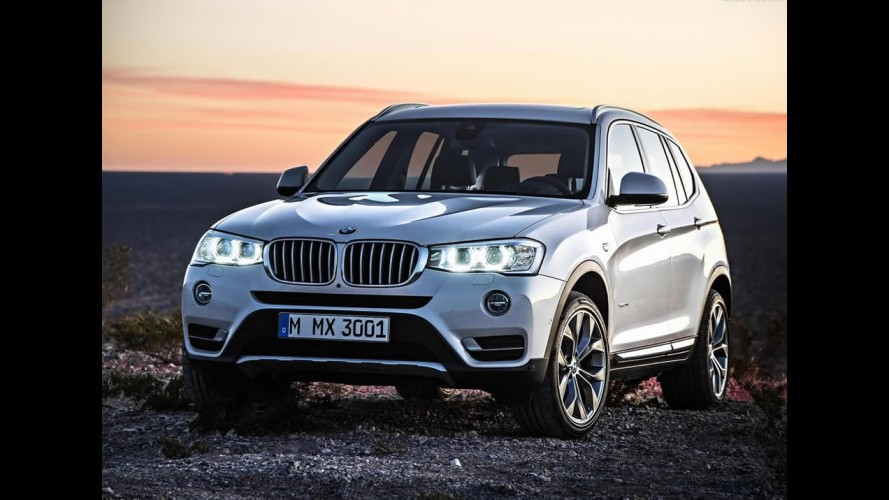 BMW lidera mercado premium global no primeiro quadrimestre
