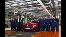 Mercedes-Benz inicia a todo vapor produção da nova geração do Classe A na Alemanha