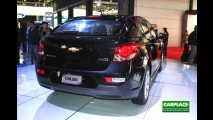 Salão de Buenos Aires: Chevrolet Cruze Hatch, o futuro hatch médio brasileiro