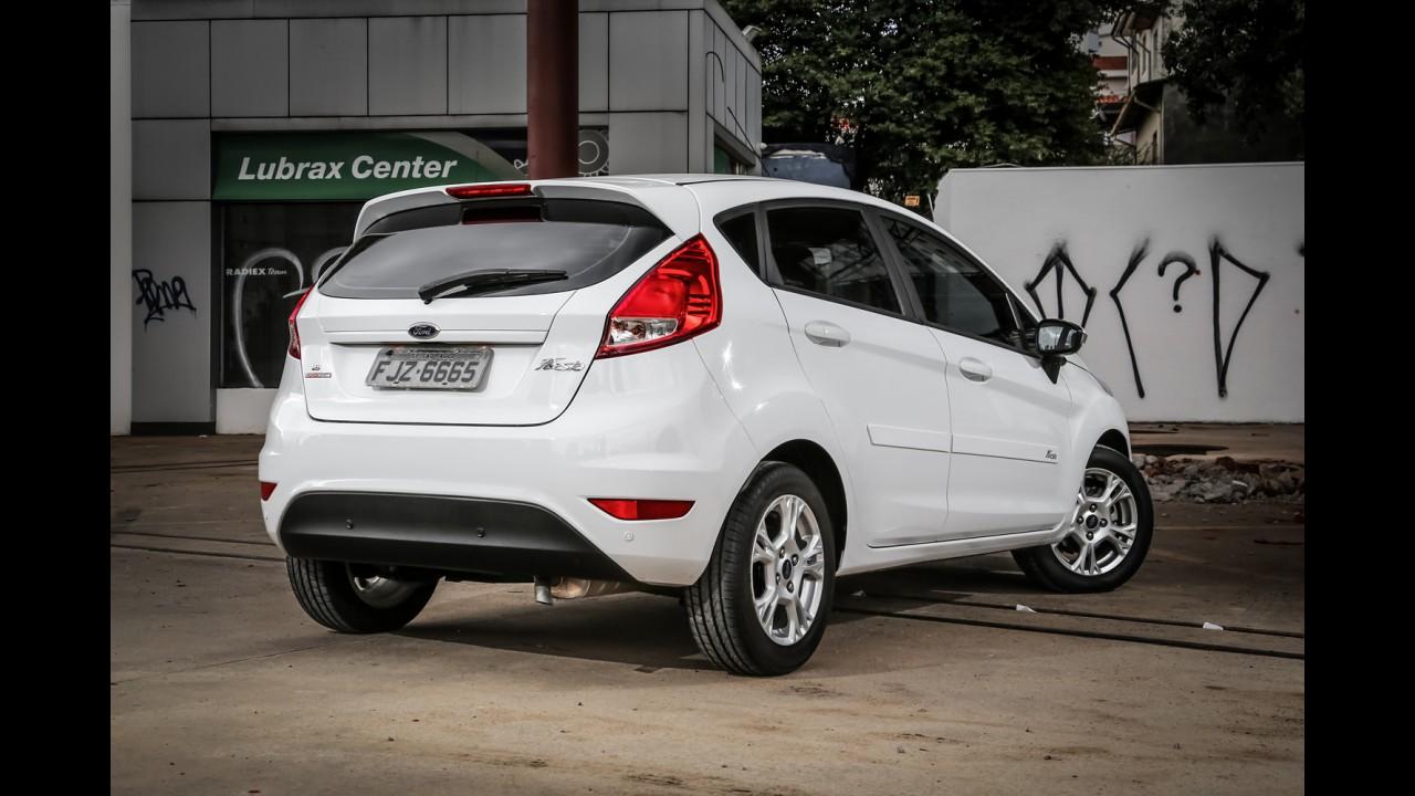 Ford New Fiesta sofre novo aumento de preços e parte agora de R$ 42.990