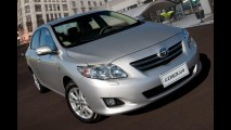 Toyota lança oficialmente o Corolla 2.0 Flex 2011 com preço inicial de R$ 75.830 - Confira fotos