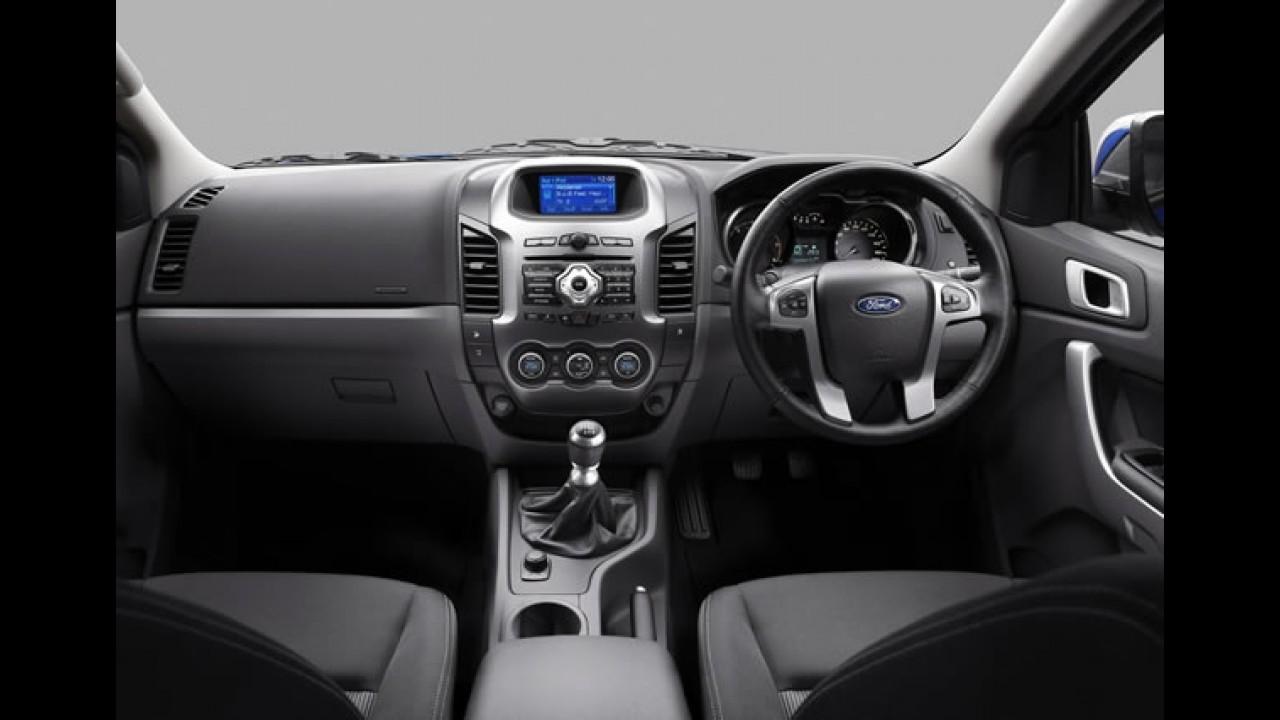 Nova Ford Ranger 2012 é apresentada oficialmente na Austrália - Veja fotos