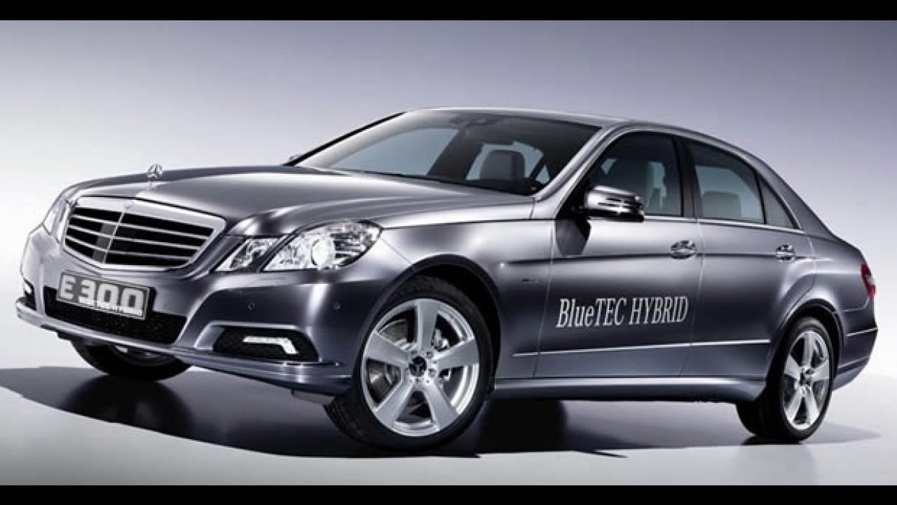 Combinação perfeita: Mercedes-Benz com motor híbrido a diesel à venda em 2011
