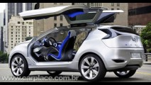 Hyundai apresenta o Nuvis em NY: Protótipo tem visual futurista e portas