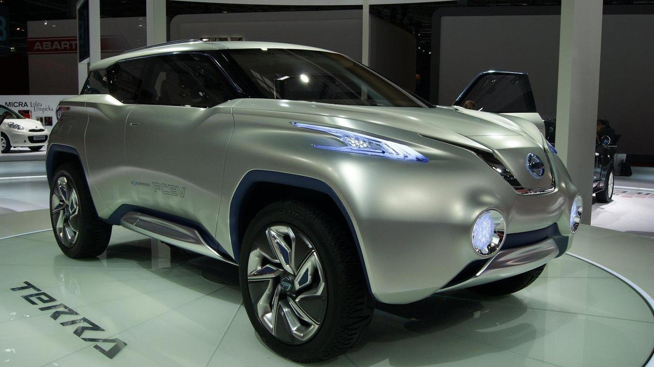 2012 nissan extrem concept image collections hd cars wallpaper 2012 nissan terra concept image collections hd cars wallpaper nissan terra concept presented in paris nissan vanachro Choice Image