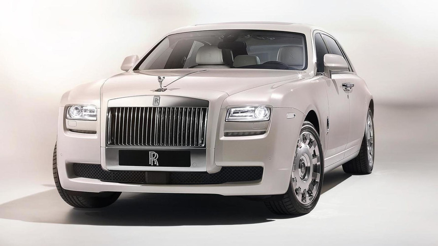 Rolls Royce Ghost Six Senses concept raises the aroma