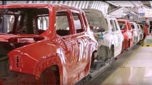 Jeep Renegade, la produzione a Melfi