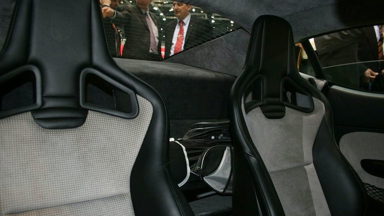 Artega GT Intro 2008 in Geneva